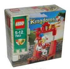 Lego Kingdoms 7953 COURT JESTER Clown Carnival Castle Knights NISB