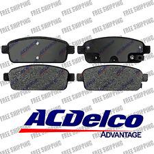 4pcs Disc Brake Pads Ceramic (Rear) Fits Chevrolet Cruze Orlando Sonic Trax Volt