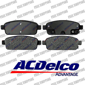 4pcs Disc Brake Pads Ceramic (Rear) Fits Chevrolet Cruze Orlando Sonic Trax Volt