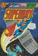 Superboy 1982/ 1 (Z1, Sz), Ehapa