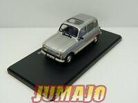4L18F Voiture hachettes 1/43 IXO Renault R 4 L : 4 Funny (Allemagne) 1984
