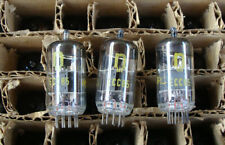 4x ECC85 RFT 6AQ8 Tubes Audio Double Triode VHF NOS Lot 4pcs #573