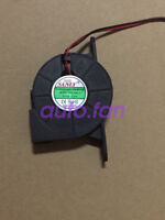 New for SANLY SF5015SL-1 12V 0.07A 5CM long foot humidifier cooling fan