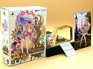 Atelier Meruru Premium Box Limited Edition Sony PlayStation 3 PS3 Japan Import