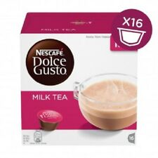 NESCAFE DOLCE GUSTO 48 MILK TEA PODS 3 X 16 (24 DRINKS) COFFEE FREE P&P