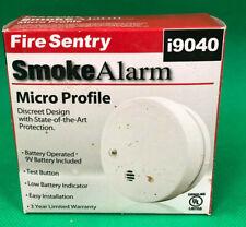 Fire Sentry Smoke Alarm i9040 Micro Profile White