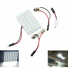 New 48 LED Auto Car Dome Festoon Interior Bulb Roof Light Lamp with T10 Adapter