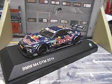 BMW M4 DTM 2014 #18 Da Costa Red Bull H&R Dealer Sonderpreis Iscale 1:43