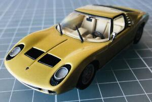 MINICHAMPS 1/43 Lamborghini Miura, 1966 - 1971