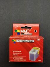 MMC BLACK GE-00108 BK MJ-930C/6000C 800/800N 850 1520 EPSON & STYLUS COLOR