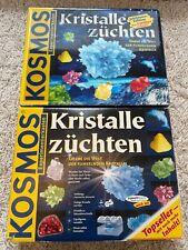 2x KOSMOS Kristalle Züchten (gebraucht/unvollständig) - Beschreibung lesen