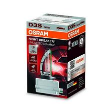 OSRAM D3S 35W PK32d-5 XENARC NIGHT BREAKER UNLIMITED