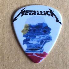 Metallica Sioux Falls 09/11/18 Guitar Pick Metclub Worldwired