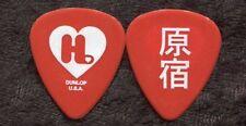 GWEN STEFANI 2005 Lovers Tour Guitar Pick!! Gwen's custom stage Pick NO DOUBT #3