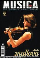Música: Mullova, Kurtag, Aspinall, Hastings, N 191 Noviembre 2007 , Revista