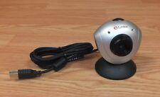 Genuine Labtec (V-UAM32) Desktop Computer USB Wired Webcam Camera & Stand ONLY