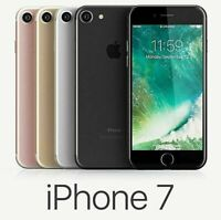 Apple iPhone 7 128GB 4G LTE (Unlocked) Smartphone Used + Free 3 Months Service