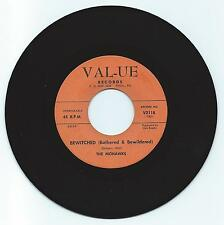 DOO WOP 45 MOHAWKS BEWITCED BOTHERED & BEWILDERED ON VAL-UE VG+ 2ND PRESS