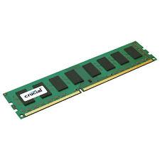 4GB DDR3 SDRAM Memory (RAM)