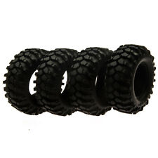 "4pcs 1.9"" RC Crawler Tyres 96mm for tamiya CC01 RC4WD D90 AXIAL SCX10 Wheel Rims"