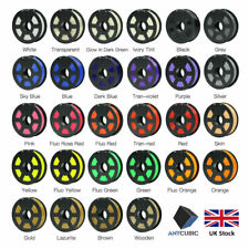 More details for anycubic 3d printer filament pla 1,75mm 1kg / 2.2lb various colours uk stock