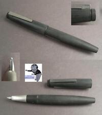 Lamy 2000 fountain pen with B nib nm till mint cond  #