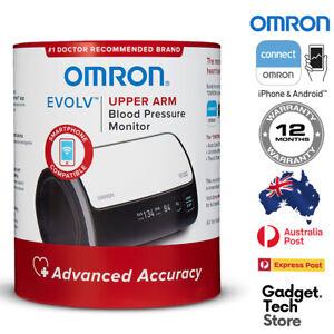 OMRON BP7000 Evolv Bluetooth Wireless Upper Arm Blood Pressure Monitor