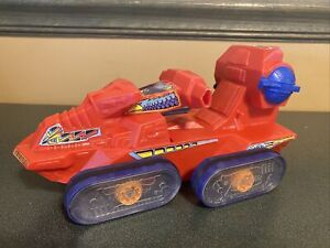 Vintage He-Man Attak Trak Vehicle Masters Of The Universe - Works
