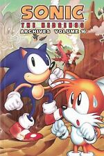 Sonic the Hedgehog Archives, Vol. 16, Sonic Scribes, Very Good Book