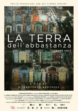 LA   TERRA   DELL' ABBASTANZA ( BOYS   CRY )      film    poster.