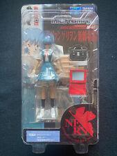 Takara Microman Micronaut Micronauts Evangelion MA-40 Rei Ayanami Figure EVA NEW