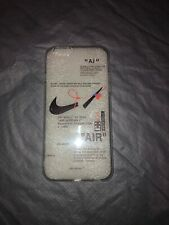 New Air Nike AJ Off White iPhone 6 IPHONE Case OFF WHITE