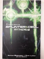 Tom Clancy's Splinter Cell Echoes Limited Edition Comic Book Graphic Novel NEW