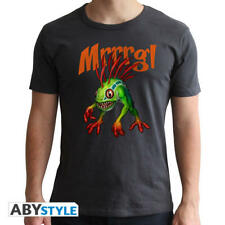 T-shirt - World Of Warcraft: Murloc Dark Grey New Fit (small)