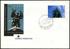 Argentina 1995 New Constitution FDC First Day Cover #C43376