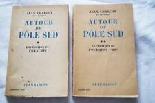 CHARCOT AUTOUR DU POLE SUD EXPEDITION POURQUOI PAS 2/2 ANTARCTIQUE ILLUSTRE 1949