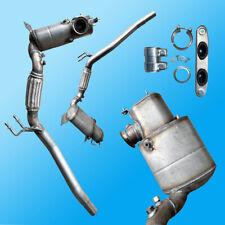 EU5 DPF Dieselpartikelfilter SKODA Yeti 1.6TDI 77KW 2.0TDI 81KW CFHA CAYC 2009-