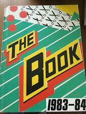 High School Yearbook NORMAN BETHUNE 1983-1984 Scarborough Ont, The Book
