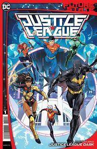 FUTURE STATE JUSTICE LEAGUE #1 A DAN MORA DC Comics
