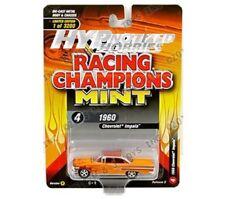 RACING CHAMPIONS 1:64 MINT 1960 CHEVROLET IMPALA RCSP007 ORANGE