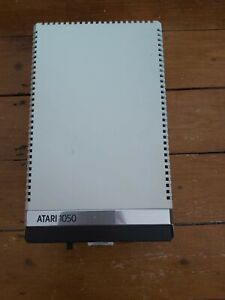 Atari 8-bit 1050 Floppy Disk Drive - with Power Brick and Data Lead