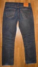 """LEVI`S 511 JEANS / LEVIS Blue- Jeans in dunkel- blau in W34"""" /L32"""""""