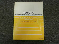 1986 toyota repair manual ebay rh ebay ca Ford Manuals Auto Mobile Manuals