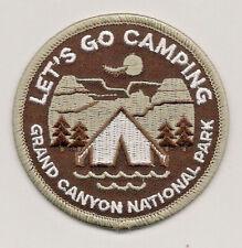 Grand Canyon National Park Souvenir Arizona Patch