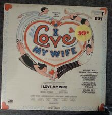 Vintage I Love My Wife Soundtrack 1977 Atlantic Cy Coleman  Vinyl LP SEALED!