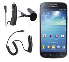 Adattatore da Auto Caricabatterie Accendisigari per Samsung S2 S3 S4 S Micro USB