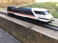 Rare HORNBY RAILWAYS - INTERCITY 225 - Electric Train Set Boxed