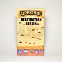 Airborne - Destination Berlin (VHS, 2001) Sealed and Free Shipping