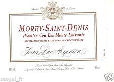 Etiquette de vin - Morey Saint Denis (25)