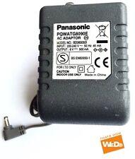 PANASONIC BD060050I PQWATG8090E AC ADAPTER 6V 500mA UK PLUG